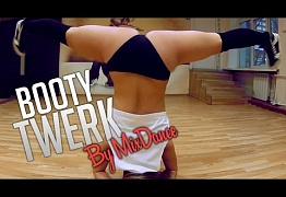 Booty Dance/Twerk by Mix Dance Studio