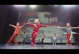 Best kids choreo/ MIX DANCE Hip-Hop Generation / СЦЕНА2017